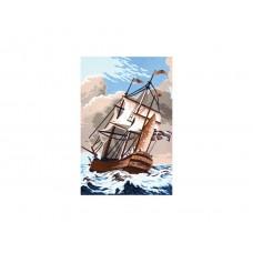 Канва с рисунком Collection D'Art CDA 6130