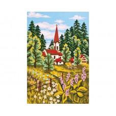 Канва с рисунком Collection D'Art CDA 6143