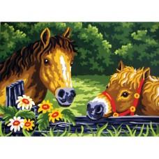 Канва с рисунком Collection D'Art CDA 6235