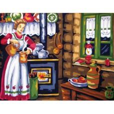 Канва с рисунком Collection D'Art CDA 6236