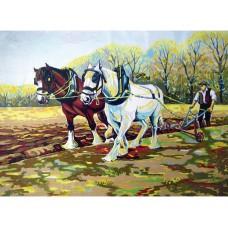 Канва с рисунком Collection D'Art CDA 6251