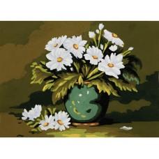 Канва с рисунком Collection D'Art CDA 6255