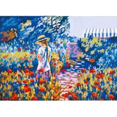Канва с рисунком Collection D'Art CDA 6267