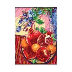 Канва с рисунком Collection D'Art CDA 6315