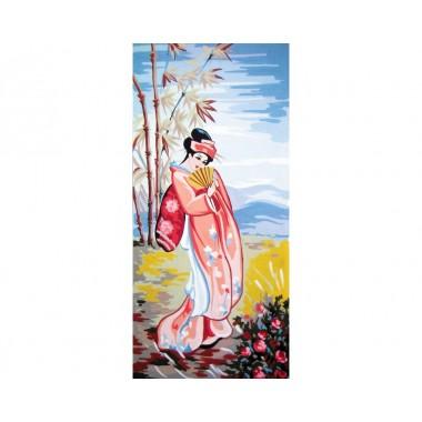 Канва с рисунком Collection D'Art CDA 8052