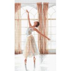 Набор для вышивки LETISTITCH Leti 906 Балерина