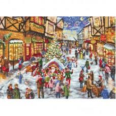 Набор для вышивки LETISTITCH Leti 909 Рождественский сочельник