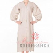 """Заготовка платья под вышивку Майстерна вышиванка СК-09 """"Желанная"""" лен"""