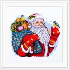 Набор для вышивания крестом Мережка K-123 Счастливого Рождества