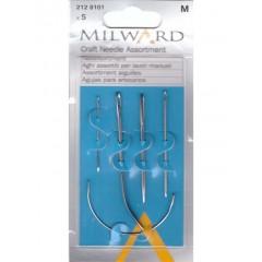 Набор игл Milward 2128101 для рукоделия 5 шт.