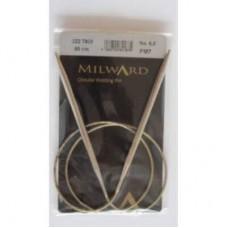Спицы круговые 80 см Milward 2227809 6.0 мм