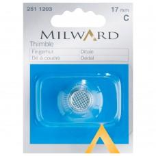 Наперсток Milward 2511203 17 мм