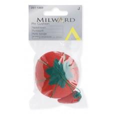 """Подушечка для булавок Milward 2511303  """"Помидор"""""""