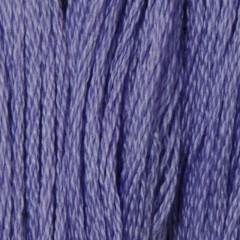 Мулине DMC 155 Хлопок Blue Violet - med dk (Сине-фиолетовый, ср.т.)