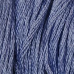 Мулине DMC 156 Хлопок Blue Violet - med lt (Сине-фиолетовый, ср.св.)