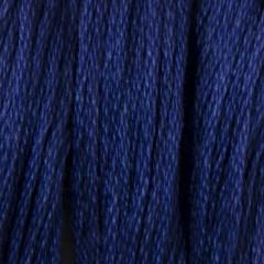 Мулине DMC 158 Хлопок Cornflower Blue-med vy dk (Васильковый, кобальтовый, ср.оч.т.)