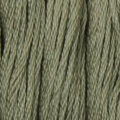 Мулине DMC 3023 Хлопок Brown Grey - lt (Коричнево-серый, св.)
