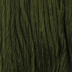 Мулине DMC 3051 Хлопок Green Grey - dk (Серо-зеленый, т.)