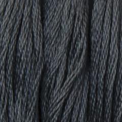 Мулине DMC 317 Хлопок Pewter Grey (Оловянносерый)