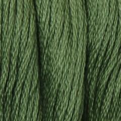 Мулине DMC 320 Хлопок Pistachio Green-med (Фисташково-зеленый,ср.)