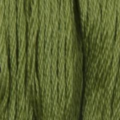 Мулине DMC 3364 Хлопок Pine Green (Сосновый)
