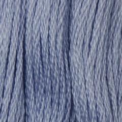 Мулине DMC 341 Хлопок Blue Violet-lt (Сине-фиолетовый,св.)