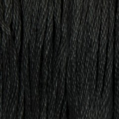 Мулине DMC 3799 Хлопок Pewter Grey - vy dk (Оловянно серый, оч.т.)