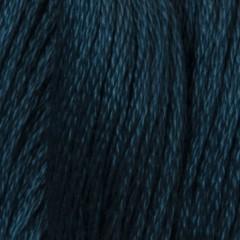 Мулине DMC 3808 Хлопок Turquoise - ultra vy dk (Бирюзовый, ультра т.)