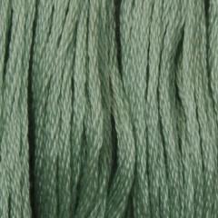 Мулине DMC 3817 Хлопок Celadon Green - lt (Серовато-зеленый, св.)