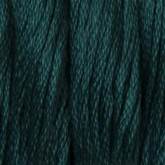 Мулине DMC 3847 Хлопок Teal Green - dk (Цвет рабочего стола Windows, т.)