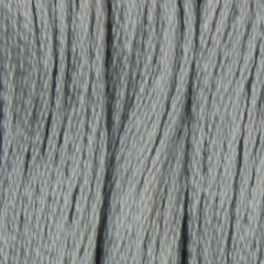 Мулине DMC 415 Хлопок Pearl Grey (Жемчужно серый)