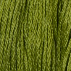 Мулине DMC 471 Хлопок Avocado Green - vy lt (Авокадо, оч.св.)