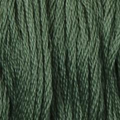 Мулине DMC 502 Хлопок Blue Green (Сине-зеленый)