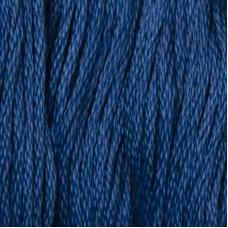 Мулине DMC 517 Хлопок Wedgwood - dk (Пыльно-синий, т.)