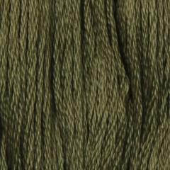 Мулине DMC 640 Хлопок Beige Grey - vy dk (Бежево-серый, оч.т.)