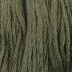 Мулине DMC 646 Хлопок Beaver Grey - dk (Боброво-серый, т.)