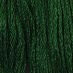 Мулине DMC 699 Хлопок Christmas Green (Рождественский зеленый)