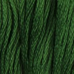 Мулине DMC 700 Хлопок Christmas Green - bright (Рождественский зеленый, яркий)