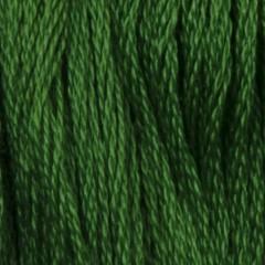 Мулине DMC 701 Хлопок Christmas Green - lt (Рождественский зеленый, св.)