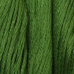 Мулине DMC 702 Хлопок Kelly Green (Мутновато-зеленый)