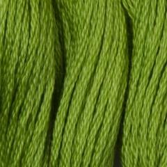 Мулине DMC 704 Хлопок Chartreuse - bright (Бледно-зеленый, яркий)