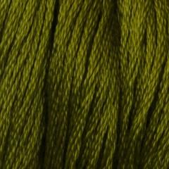 Мулине DMC 732 (731) Хлопок Olive Green (Оливково-зеленый)