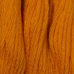 Мулине DMC 740 (971) Хлопок Tangerine (Мандариновый)
