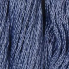 Мулине DMC 793 Хлопок Cornflower Blue - med (Васильковый, кобальтовый, ср.)