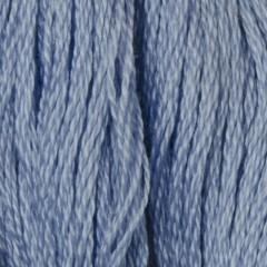 Мулине DMC 794 Хлопок Cornflower Blue - lt (Васильковый, кобальтовый, св.т.)