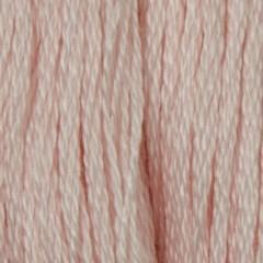 Мулине DMC 818 Хлопок Baby Pink (Нежно розовый)
