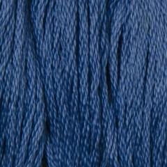 Мулине DMC 826 Хлопок Blue - med (Синий, ср.)