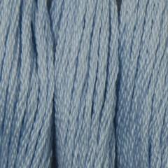 Мулине DMC 827 Хлопок Blue - vy lt (Синий, оч.св.)