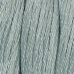Мулине DMC 828 Хлопок Blue - ultra vy lt (Синий, ультра св.)