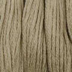 Мулине DMC 842 Хлопок Beige Brown - vy lt (Бежево-коричневый, оч.св.)